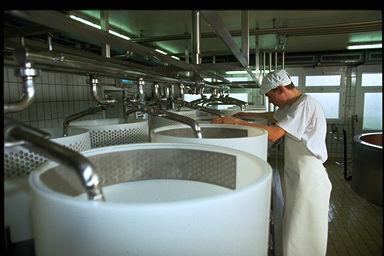 Process laitier
